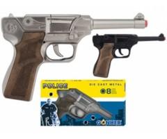 GH1240 Пистолет Police 8 пистонов