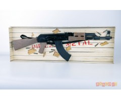 GH1376 Штурмовая винтовка на 8 пистонов