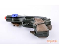 GH31256 Полицейский пистолет на 8 пистонов
