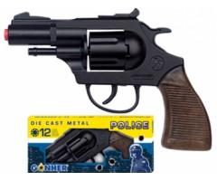 GH386 Полицейский револьвер 12 пистонов
