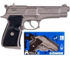 GH390 Пистолет полицейский 8 пистонов