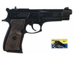 GH396 Police 8 пистонов - Механический звук