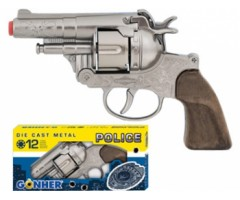 GH740 Револьвер Police 12 пистонов