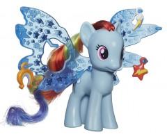 Радуга Деш с волшебными крыльями
