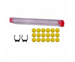 Нёрф Райвел Запасной магазин + 18 шариков