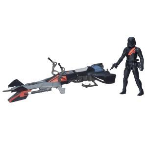 «Элитный спидер-байк и штурмовик» HB3718B