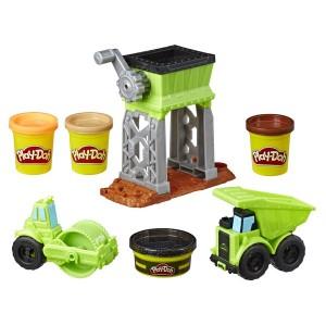«Веселая стройка Wheels» HB4293E