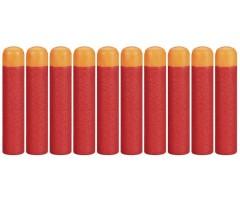 Комплект 10 стрел для бластера Мега
