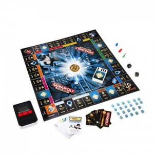 «Монополия с банковскими карточками обновленная» HB6677B