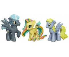Мини коллекция пони