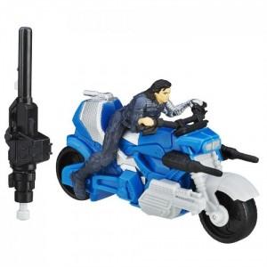«Зимний солдат с запускаемым мотоциклом» HB6769B