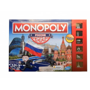 «Монополия  РОССИЯ» HB7512B