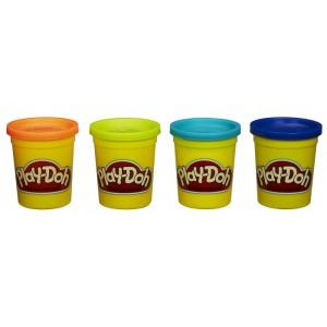 «Набор пластилина из 4 банок» HB9215A
