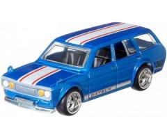 HWFLF36 Машинка 71 Datsun Bluebird 510 Wagon