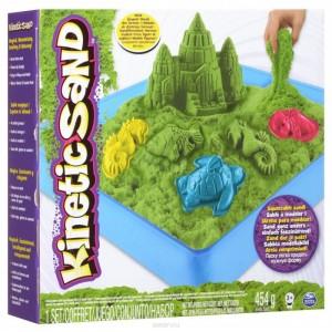 «Кинетический песок  Зеленый» KN71402G