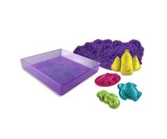 KN71402V Кинетический песок  Фиолетовый