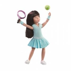 «Луна теннисистка» KR126851
