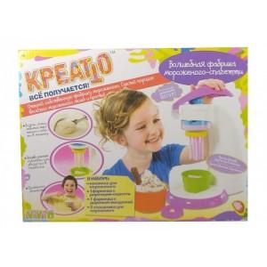 «Волшебная фабрика мороженого-спагетти» KR18261