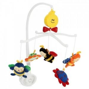 «Крутящиеся музыкальные игрушки: Пчелки» KS322