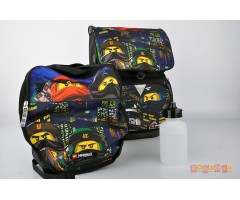 L200161910 Рюкзак с сумкой для обуви Ninjago Urban
