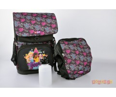 L200161914 Рюкзак с сумкой для обуви Friends Rocks