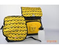 L200161918 Рюкзак с сумкой для обуви Minifigure