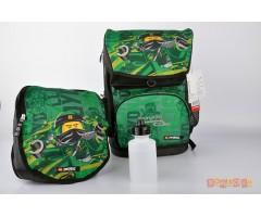 L200171908 Рюкзак с сумкой для обуви Ninjago Energ