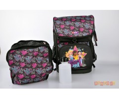 L200171914 Рюкзак с сумкой для обуви Friends Rocks