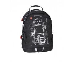 L200411815 Рюкзак Minifigures Tech черный