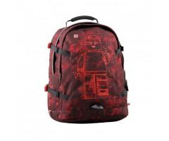 L200411916 Рюкзак Minifigures Tech красный