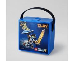 L27193 Ланч - бокс LEGO Nexo Knights