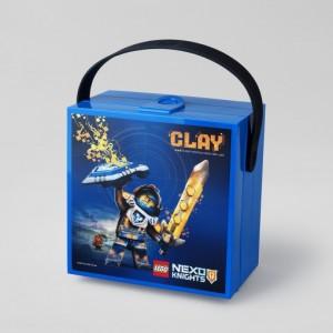 «Ланч - бокс LEGO Nexo Knights» L27193