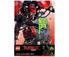 L51866 Тетрадь Lego Ninjago
