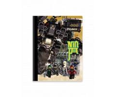 L51874 Тетрадь Lego Ninjago