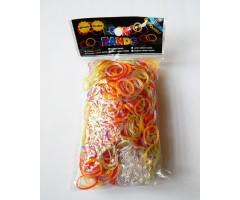 LB020 Цветной неон, 600 шт