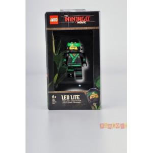 «Налобный фонарик LEGO Ninjago - Lloyd» LGL-HE24