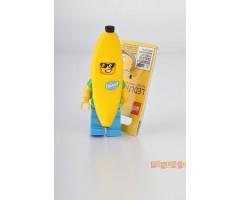 LGL-KE118 Брелок для ключей Человек-банан
