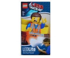 LGLHE14 Налобный фонарик LEGO MOVIE - Emmet