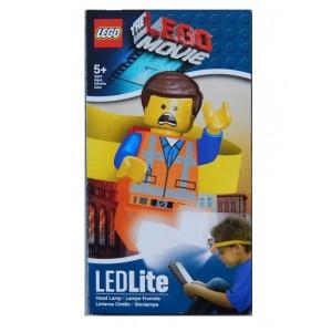 «Налобный фонарик LEGO MOVIE - Emmet» LGLHE14
