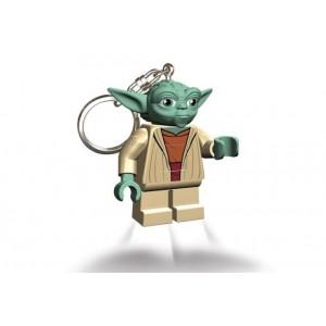 «Брелокфонарик Lego Звёздные войны Йода» LGLKE11