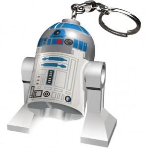 «Брелок фонарик lego StarWars R2D2» LGLKE21