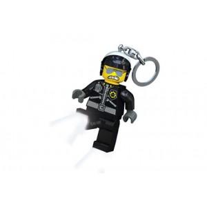 «Брелок-фонарик Lego Movie Bad Cop» LGLKE46