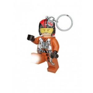 «Брелок LEGO Star Wars-По Дэмерон» LGLKE95
