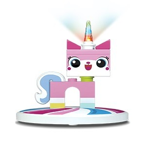 «Фонарик LEGO MOVIE - Unikitty на подставке» LGLNI2
