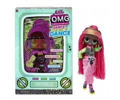 LOL117865 Кукла L.O.L. Surprise! OMG Dance Virtuelle