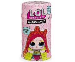 LOL Кукла с волосами 2 волна