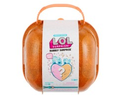 LOL5583611 Шипучий сюрприз кукла и питомец оранжевый