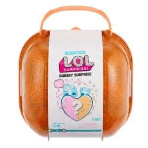«Шипучий сюрприз кукла и питомец оранжевый» LOL5583611