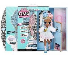 LOL572763 Кукла LOL Surprise OMG Sweets серия 4