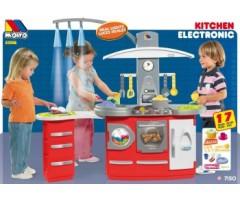 MT7150 Детская игровая кухня  со светом